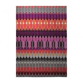 tapis en laine sahara multicolore esprit home