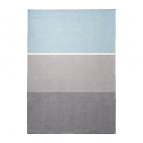 tapis moderne winter coziness bleu esprit home