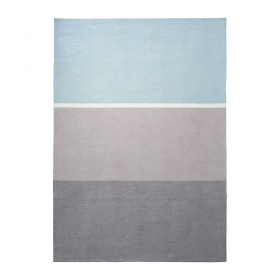 tapis winter coziness bleu esprit home