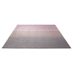 tapis tufté main winter coziness rose esprit home