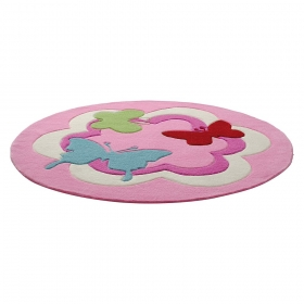 tapis butterfly party esprit home