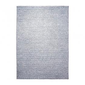 tapis shaggy homie bleu gris esprit home