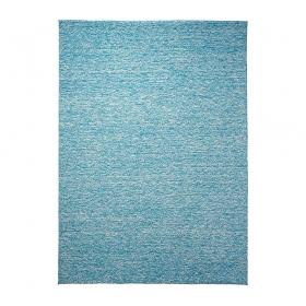 tapis shaggy bleu - esprit home