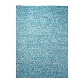 tapis shaggy homie bleu esprit home