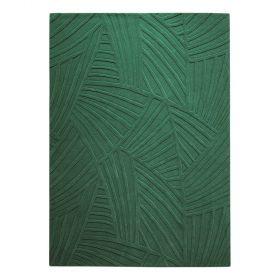 tapis moderne vert palmia - esprit