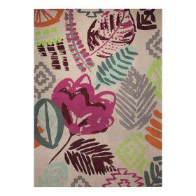 tapis esprit tara moderne multicolore
