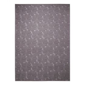 tapis moderne gris esprit ficus