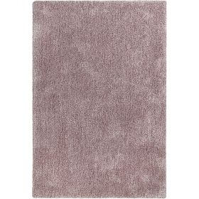tapis shaggy esprit relaxx rose clair