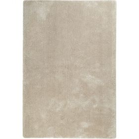 tapis shaggy relaxx beige sable esprit