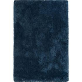 tapis shaggy esprit relaxx bleu nuit