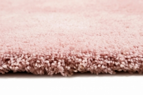 tapis essentials relaxx rose - esprit