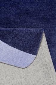 tapis corro cool noon / summer bleu esprit - wecon