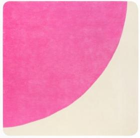 tapis corro cool noon / summer rose et beige esprit