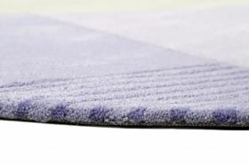 tapis harlem morning blush / spring bleu esprit