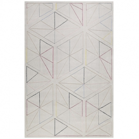 tapis evening shade function gris clair - esprit