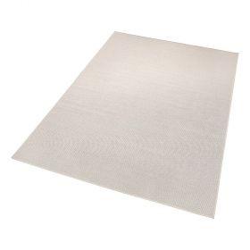 tapis moderne blanc resort sisal style esprit home