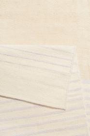 tapis waves kelim morning blush / spring beige esprit - wecon