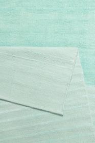 tapis waves kelim morning blush / spring turquoise esprit - wecon