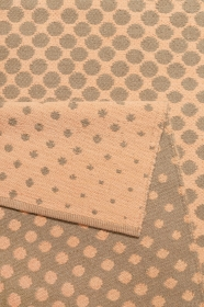 tapis vel kelim morning blush / spring orange esprit