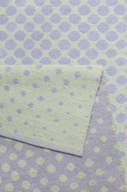 tapis vel kelim morning blush / spring bleu esprit