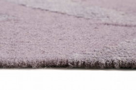 tapis evening shade feel4u kelim gris - esprit
