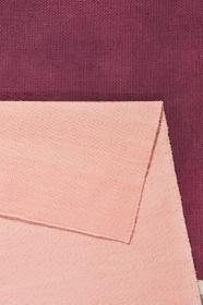 tapis evening shade midas kelim violet et rose - esprit