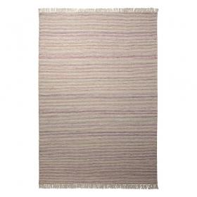 tapis misty brun en laine esprit home