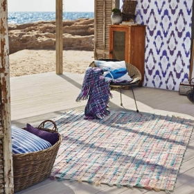 tapis en laine freaky woods winter esprit home