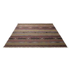 tapis mahal moderne multicolore esprit home