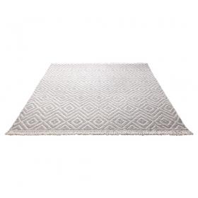 tapis beige esprit homeen laine vector