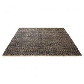 tapis esprit home en laine patna brun