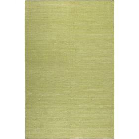 tapis rainbow kelim moderne jaune vert esprit