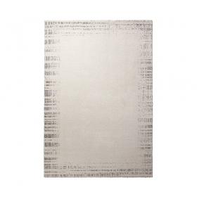 tapis moderne beige clair corso esprit home