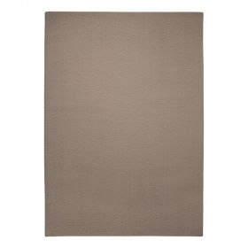 tapis esprit home moderne chill glamour marron