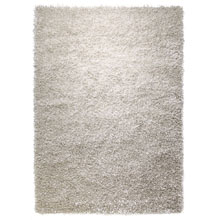 tapis cool glamour laiton esprit home shaggy
