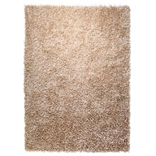 tapis cool glamour shaggy beige esprit home