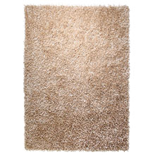 tapis shaggy cool glamour beige esprit home