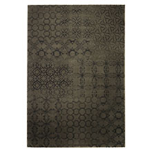 tapis moderne hamptons taupe esprit home