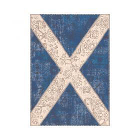 tapis moderne essentials flag jock trinity créations
