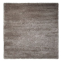 tapis taupe shaggy freestyle esprit home