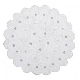 tapis enfant galletita blanc lorena canals