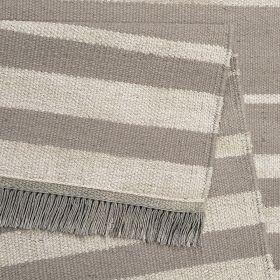 tapis taupe et blanc moderne skid marks carpets & co.