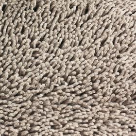 tapis shaggy gravel gris clair brink & campman