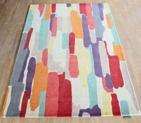 tapis trattino berry harlequin - avalnico