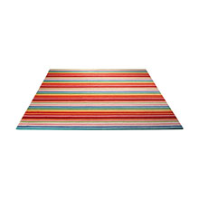 tapis rayé joy multicolore esprit home