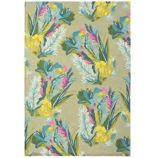 tapis jungle bluebellgray - avalnico