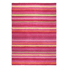 tapis rose funny stripes esprit home