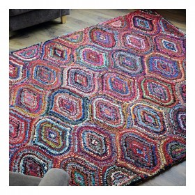 tapis en coton tufté main kosice the rug republic