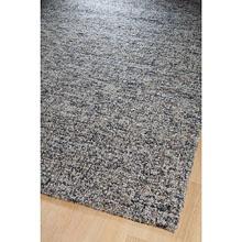 tapis en laine gris chiné home spirit lucy