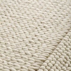 tapis mood blanc - angelo